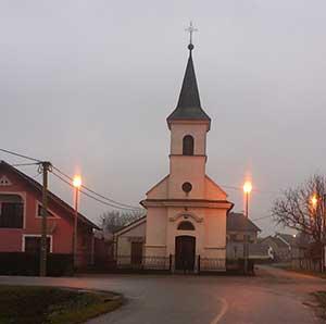 Crkva u Donjoj Vrbi
