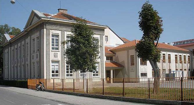 Školska zgrada nakon nadogradnje