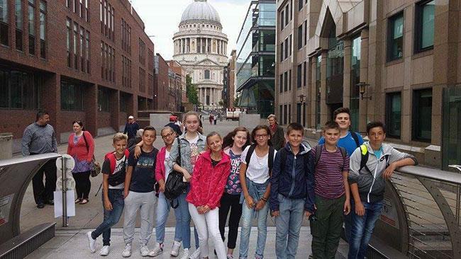 U razgledavanju Londona