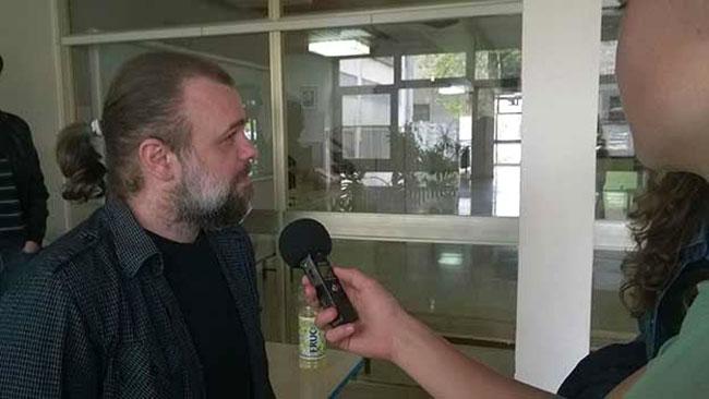 Ivan Lutz u razgovoru s našim novunarkama
