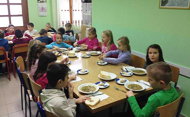 Zajednički ručak