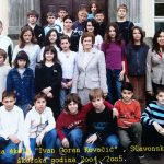 Matein bivši razred