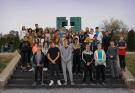 Učenici su posjetili Memorijalno groblje žrtava Domovinskog rata u Vukovaru