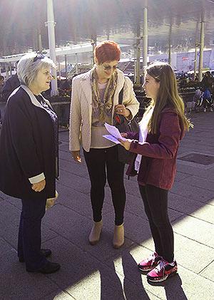 Razgovor s građanima