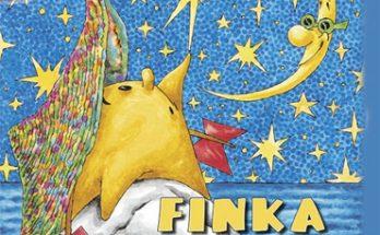 Omot knjige Finka Fi