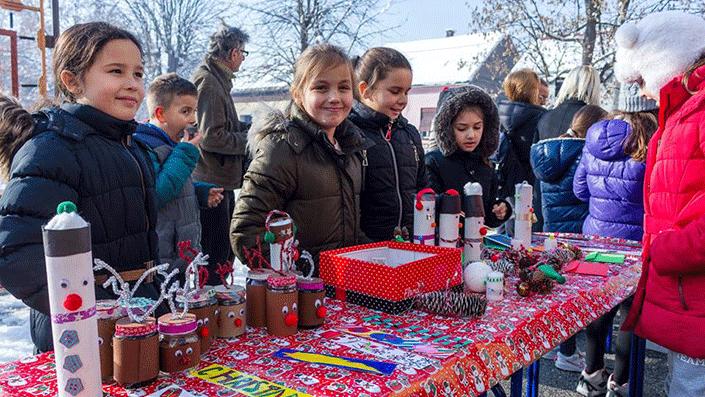 Božićni sajam 2018